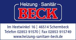 Beck Heizung Sanitär
